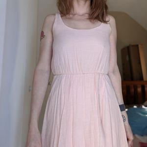 As U Wish Dresses - Pink dress